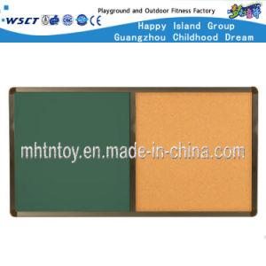 Children Classroom Furniture Blackboard Plastic Wall-Mounted Blackboard (HF-08102) pictures & photos