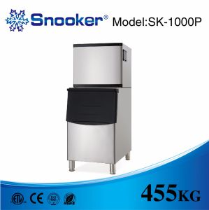 Snooker Sk-1000p 455kg/24h with 2300W Power Commerical Use Modular Ice Maker, Ice Making Machine pictures & photos