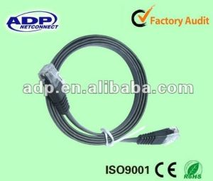 UTP Cat5e Patch Cord Cable100% Pass Fluke-Test pictures & photos