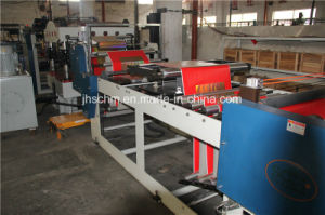 Webfed Flatbed Hot Foil Stamping Machine pictures & photos