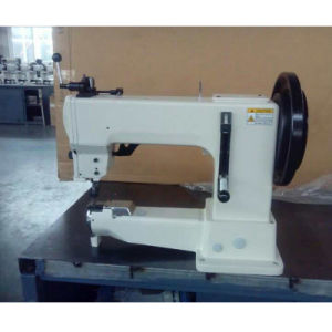 Extra Heavy Duty Thick Material Shoe Sole and Upper Attach Sewing Machine (ZH205) pictures & photos