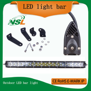 LED Outdoor Flood Light 100W Crees Xte LED Light Bar LED Crees LED Light Bar Cheap LED Light Bars pictures & photos