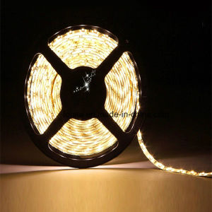 5050 60LEDs/M 12V Waterproof White LED Flexible Strip Light pictures & photos