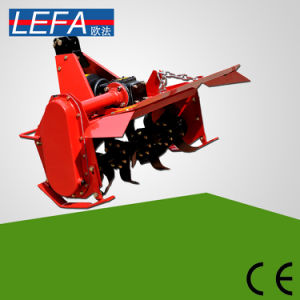 CE Approved Rotary Tiller Cultivator / Tractor Mounted Chain/Gear Drive pictures & photos