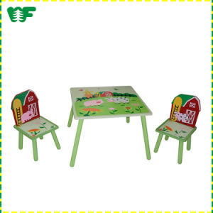 Direct Manufacturer Child Study Table & Chair pictures & photos