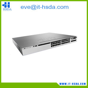 Ws-C3850-24t-L Catalyst 3850 Series Switch pictures & photos