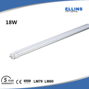 Ce RoHS UL 140lm/W 180lm/W LED Tube Light 18W 4FT pictures & photos