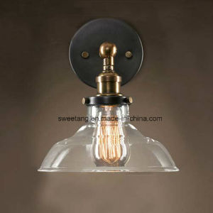 Indoor Simple Glass Wall Lamp for Decoration pictures & photos