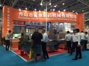 Stainless Steel Bottle Packing Machinery for Counting and Filling Medicines