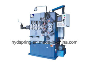 Spring Compression Machine with Five Axis & CNC Spring Machine pictures & photos