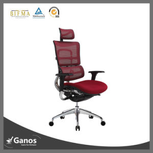 Foam Seat High Back Ergonomic Office Mesh Chair pictures & photos