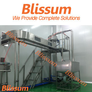 Automatic Small Scale Still Water Bottle Filling Line pictures & photos