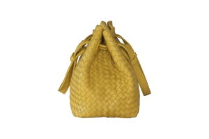 Women′s New Fashion Braided Handbag (HD-7040)