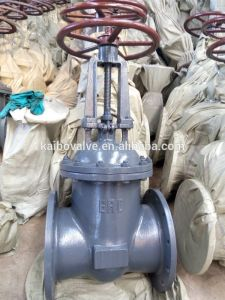 Cast and Forged Steel Gate Valve pictures & photos