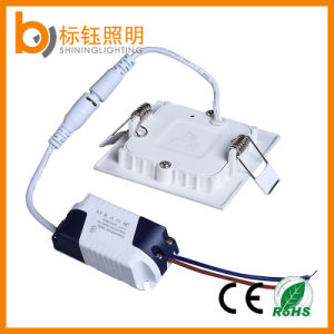 Wholesale LED Panel 3W Square Ultrathin Home Ceiling Lighting Indoor Down Lamp pictures & photos