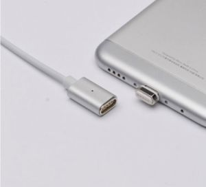 Metal-Head Type-C Cable Micro USB Data Cable Magnet USB Cable pictures & photos