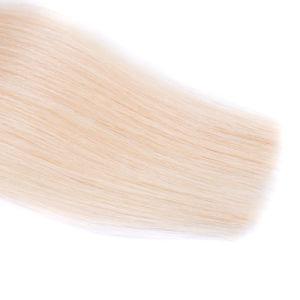 Virgin Hair Blond Human Hair Weaving pictures & photos