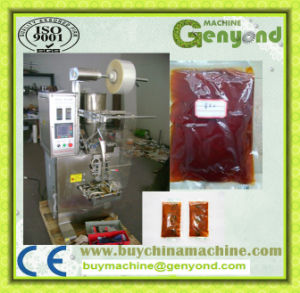 Plastic Bag Tomato Jam Packing Machine pictures & photos