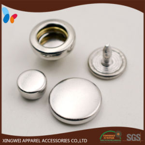 New Arrival Metal Snap Button for Women′s Coats pictures & photos