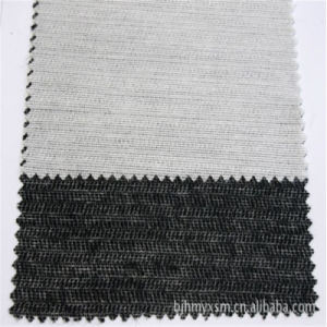 Manufacture Bi-Stretch Woven Interlining Brushed Interfacing for Uniform/Suit/Wollen Cloth pictures & photos
