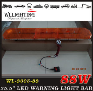 Full Sized Emergency LED Light Bar 47inch Amber pictures & photos