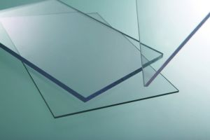 China Clear Polycarbonate Solid Sheets pictures & photos