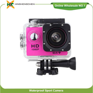 Full HD 1080P Action Camera Sport Camera Xdv 4k Wireless Cameras 170 Degree a+ HD Wide-Angle Lens pictures & photos