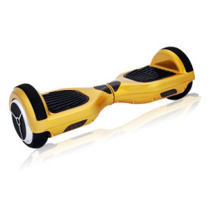 Ce Approved Factory Blue 6.5 Inch 2 Wheels Self Balancing Electric Scooter with Bluetooth / LED pictures & photos