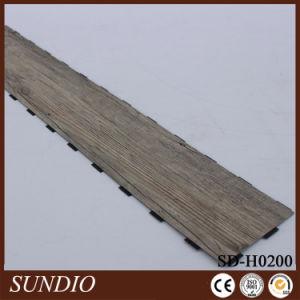 Rosewood Look Laminate PVC Plastic Flooring pictures & photos