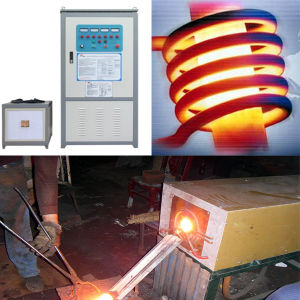 Good Quality Medium Frequency Induction Hot Forging Equipment pictures & photos