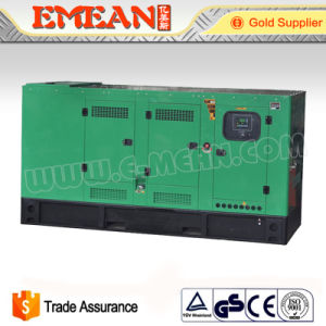 30kVA China Cheapest Price Portable Silent Diesel Generator pictures & photos