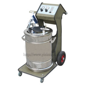 Enamel Powder Spraying Machine pictures & photos