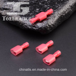Nylon Connector Male Fully Insulated Joint pictures & photos