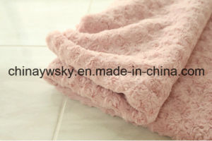 PV Plush Fabric/PV Fleece/PV Fabric pictures & photos