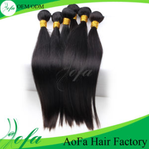 Human Hair Weave Wholesale Overseas Hair Bundles pictures & photos