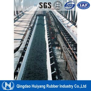 Heat Resistant Fabric Industrial Conveyor Transmission Belt pictures & photos
