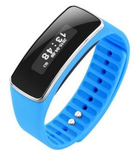 Smart Bluetooth Sport Gril Ladies Electric LED Silicone Watch Bracelet pictures & photos