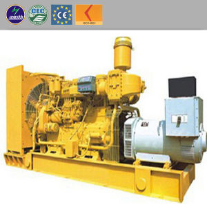 Silent Gas Generator Wood Waste Electric Power Biomass Generator pictures & photos