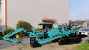 Horizontal Directional Drilling Rig (MF 38/58T)