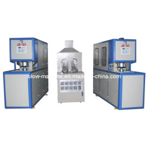 5L 1 Cavity Semi Automatic Blowing Mould Machine pictures & photos