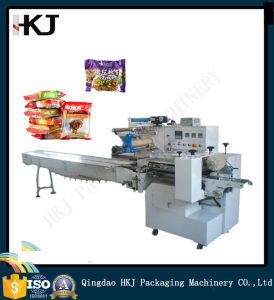 Automatic Noodle Pillow Type Packing Machine with Competitive Price pictures & photos