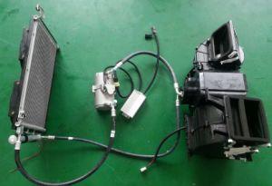 48V, 60V, 72V, 96V, 144V, 220V, 320V, 336V, 384V Cooled and Heated Electrical Air Conditioner for EV