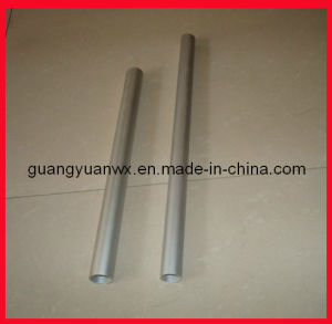 Extrusion Aluminum Machining Pipes 6061 T6 for LED Light pictures & photos