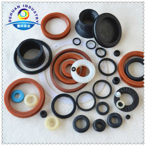 Silicone Rubber O Ring Supplier pictures & photos
