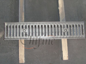 Iron Grating for Drainage Channel with Spray Paint pictures & photos