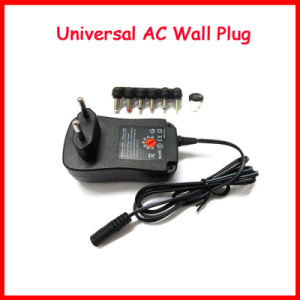 Power Supply Universal Wall Plug USB Charger 30W Power Adapter pictures & photos