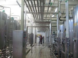 Complete Milk Processing Line (500L-500000L/D) pictures & photos