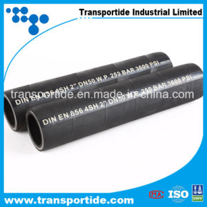 "Transportide DIN En 856 4sh 3/4"" for Hydraulic Hose pictures & photos"