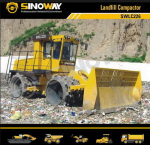 26 Ton Garbage Compactor, Refuse Compactor pictures & photos