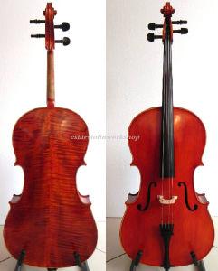 Hand Made 1/2 Cello! Advanced Cello (Sg-450)
